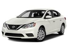 2017 Nissan Sentra S Manual