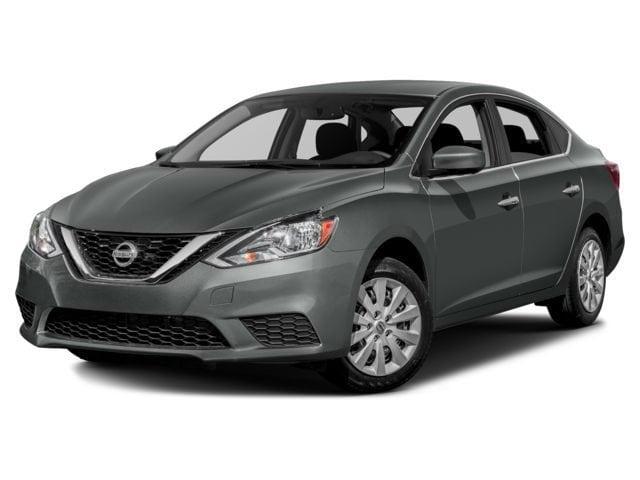 New 2017 Nissan Sentra S Sedan Buffalo NY