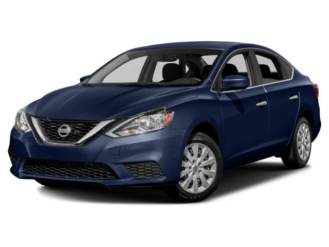New 2017 Nissan Sentra S Sedan Buffalo NY