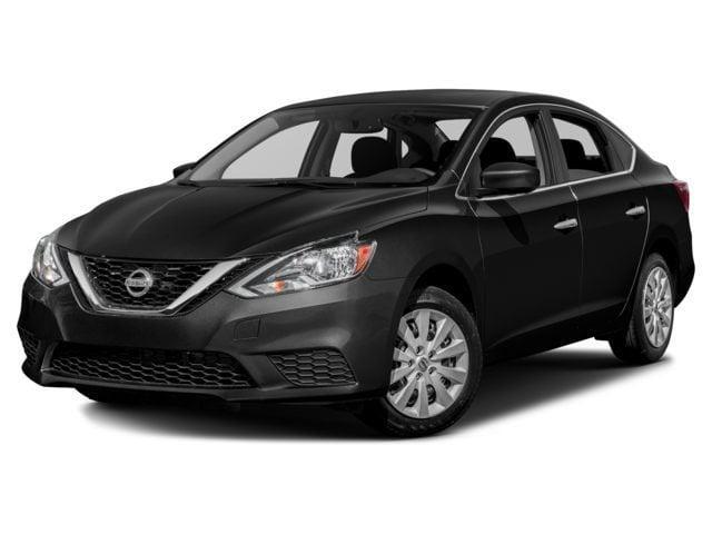 New 2017 Nissan Sentra SV Sedan Buffalo NY