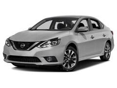 2017 Nissan Sentra SR SR CVT