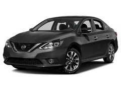 Used 2017 Nissan Sentra SR Sedan in Meridian, MS