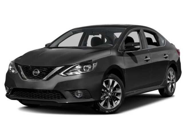New 2017 Nissan Sentra SR Sedan Stockton, CA