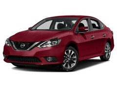 2017 Nissan Sentra SR Turbo Sedan