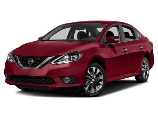 2017 Nissan Sentra SR Turbo Sedan [P01, L92, FLO, PR1] For Sale in Swazey, NH