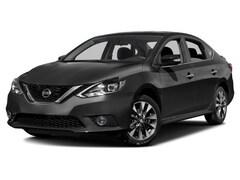 2017 Nissan Sentra SR Turbo Sedan