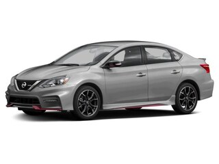 New 2017 Nissan Sentra NISMO Sedan 3N1CB7AP0HY301402 for sale in Saint James, NY at Smithtown Nissan