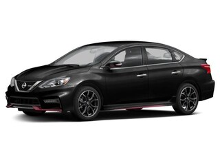 New 2017 Nissan Sentra NISMO Sedan 3N1CB7APXHY316070 for sale in Saint James, NY at Smithtown Nissan