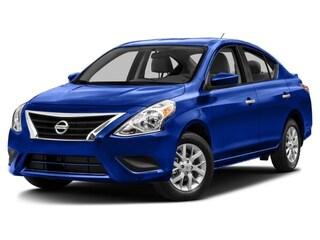 2017 Nissan Versa SD Sedan