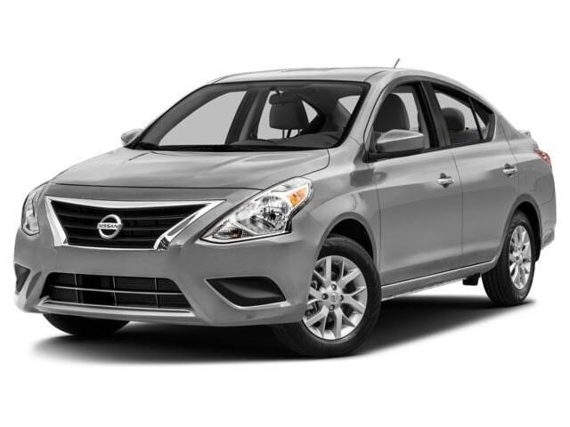 2017 Nissan Versa Sedan S Plus S Plus CVT