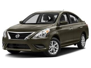 2017 Nissan Versa 1.6 S Plus Sedan