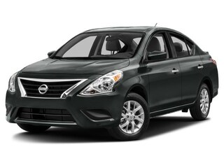 used 2017 Nissan Versa 1.6 S+ Sedan in Lafayette