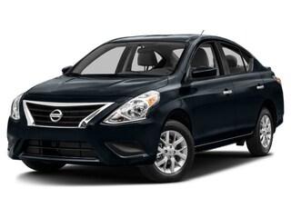 new 2017 Nissan Versa 1.6 S+ Sedan in Lafayette