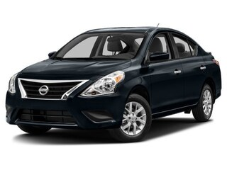 Used 2017 Nissan Versa 1.6 SV Sedan Tucson