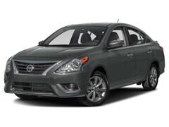 New Nissan 2017 Nissan Versa 1.6 SL Sedan in Kahului, HI