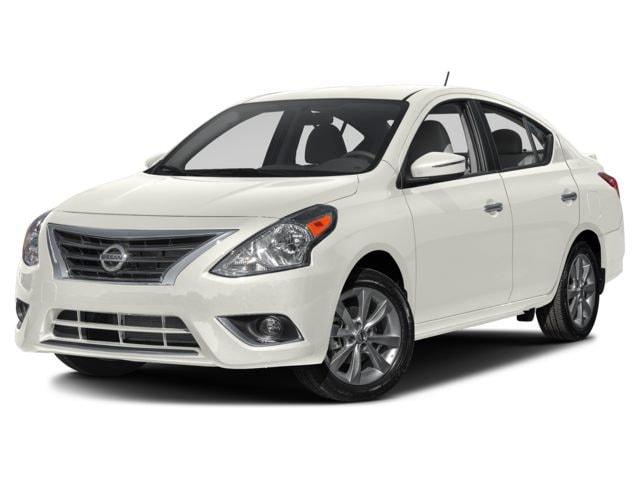 2017 Nissan Versa 1.6 SL Sedan