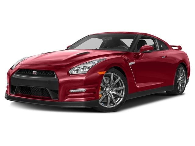 2017 Nissan GT-R Pure Coupe