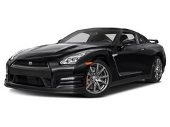 2017 Nissan GT-R Track Edition Coupe