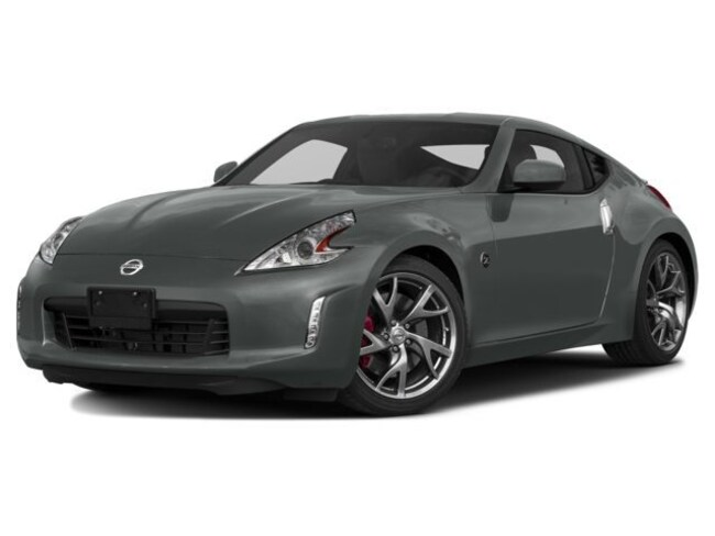 2017 Nissan 370Z Coupe Auto For Sale in Poway CA | Stock: BHM950870