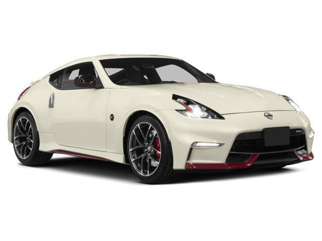 Used 2017 Nissan 370Z Nismo Coupe Auto Coupe In Houston