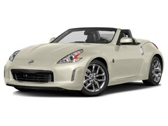 2017 Nissan 370Z + Convertible + Bluetooth 2 Door Convertible