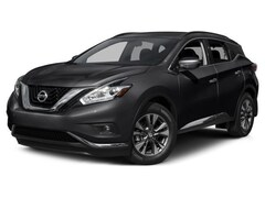 New 2017 Nissan Murano SV SUV in Grand Junction