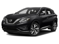 New 2017 Nissan Murano SL SUV for sale in Dublin, CA