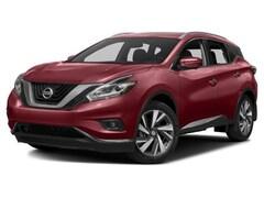 2017 Nissan Murano 2017.5 FWD SL Sport Utility