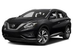 New 2017 Nissan Murano Platinum SUV Memphis