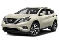 Certified pre-owned 2017 Nissan Murano Platinum SUV for sale in Savannah, GA
