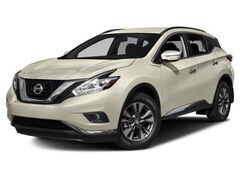 New 2017 Nissan Murano SV SUV Winston Salem, North Carolina