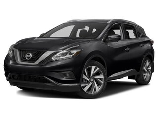2017 Nissan Murano 2017.5 AWD SL Technology Package SUV