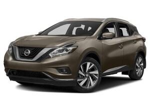 2017 Nissan Murano 2017.5 AWD Platinum