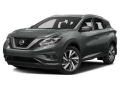 2017 Nissan Murano 2017.5 AWD Platinum Sport Utility
