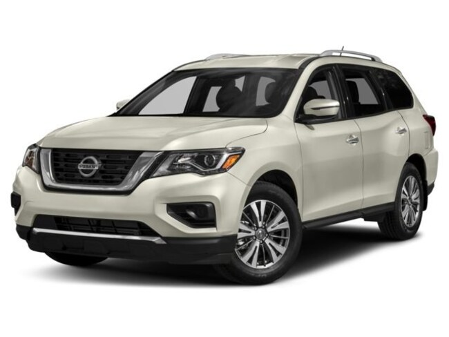 Nissan Dealership Houston Tx >> Used 2017 Nissan Pathfinder S For Sale Near Houston Tx Stock