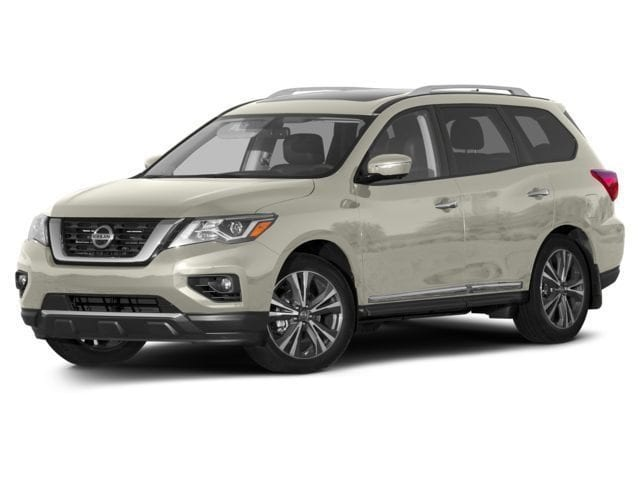 2017 Nissan Pathfinder SV SUV For Sale Near Louisville, KY At Shelbyville  Chrysler Products