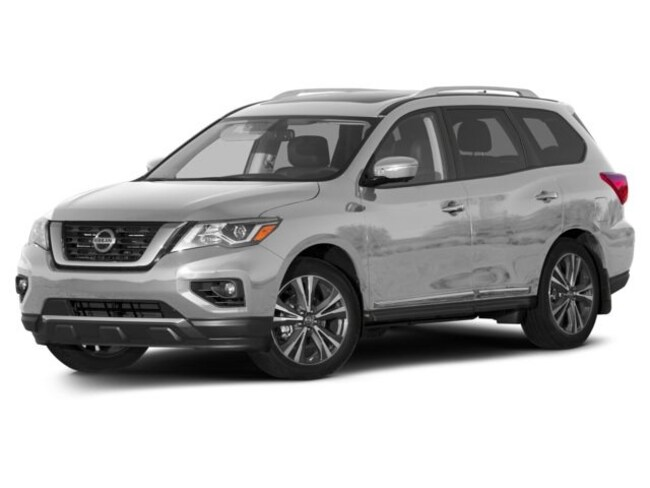 Used 2017 Nissan Pathfinder For Sale | Baton Rouge LA
