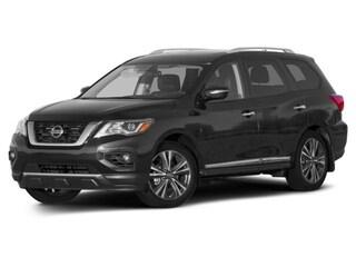 used 2017 Nissan Pathfinder SL SUV in Lafayette