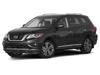 2017 Nissan Pathfinder S 4WD SUV