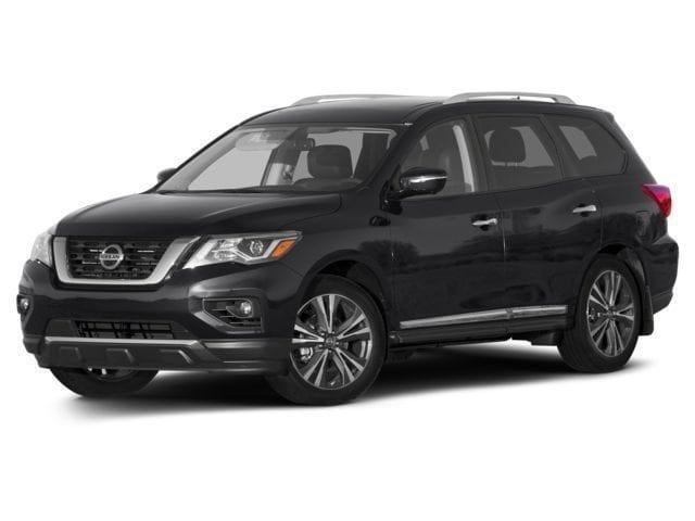 2017 Nissan Pathfinder SV 4x4 SV