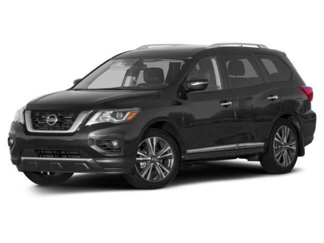 2017 Nissan Pathfinder SV SUV [B10, L92, FLO, BUM, SG1, B94] For Sale in Swazey, NH