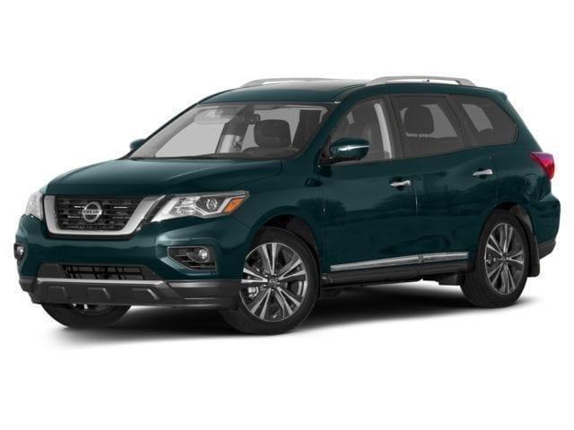 New 2017 Nissan Pathfinder SV SUV Buffalo NY