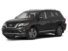 Used 2017 Nissan Pathfinder SL SUV For Sale In Carrollton, TX