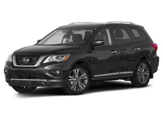 Certified Pre-Owned 2017 Nissan Pathfinder 4x4 SL SUV Medford, OR
