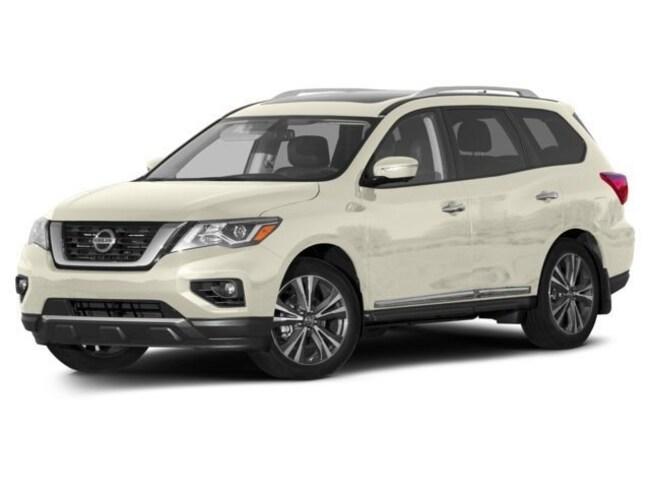 2017 Nissan Pathfinder SL SUV [TE2, BAR, BRD] For Sale in Swazey, NH