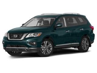 New 2017 Nissan Pathfinder SL SUV Ames, IA