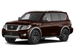 2017 Nissan Armada 4x4 SV Sport Utility
