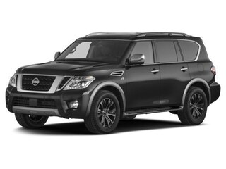 2017 Nissan Armada 4x4 Platinum Wagon