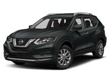 2017 Nissan Rogue AWD S SUV