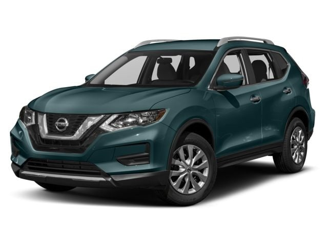 New 2017 Nissan Rogue S SUV Winston Salem, North Carolina